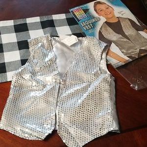 Forum Novelties  Children's Sequined Vest